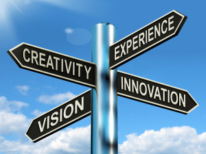 Creativity is One Characteristic of a Good Leader