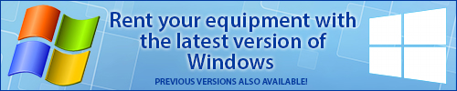 Nationwide Windows 8 Computer Rentals from Rentacomputer!