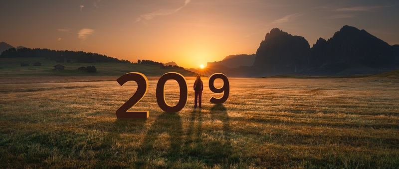 New Years Resolutions 2019