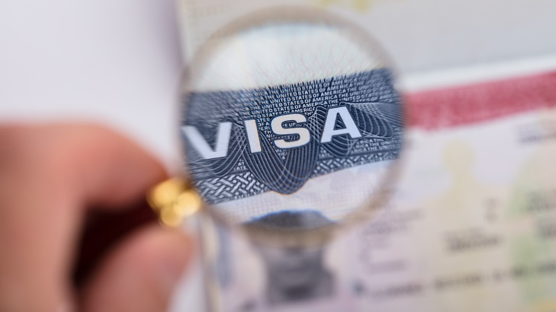 US Visa Issues under a magnifying glass