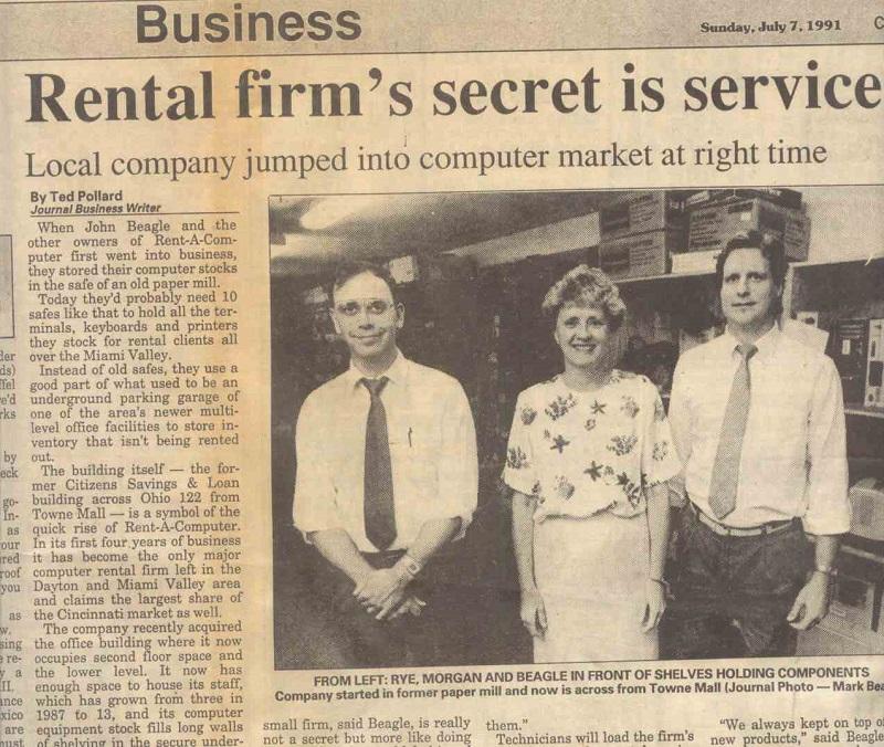 Rentacomputer 1991