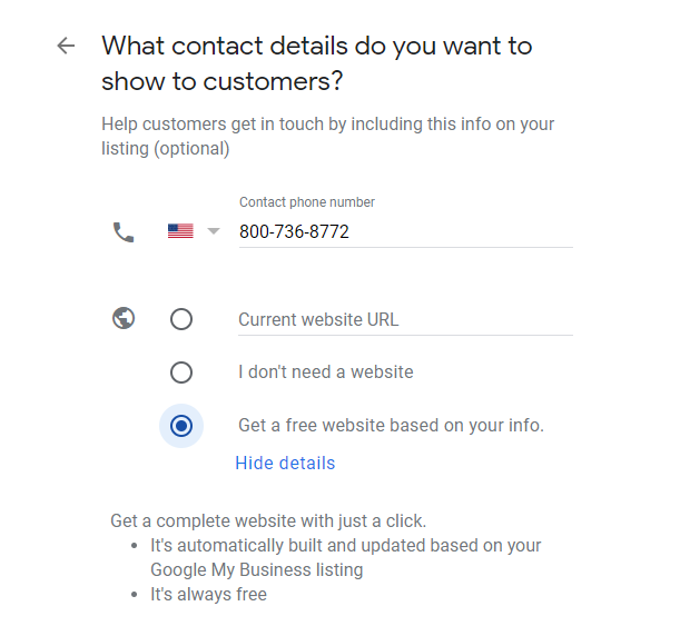 Contact Xponex for help with Google My Business